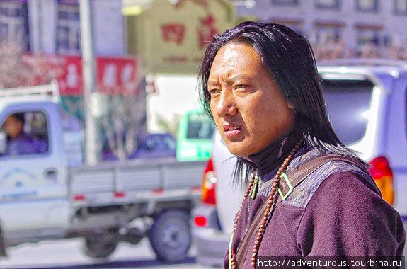 Тибетский гид. Автор Оксана Юркова