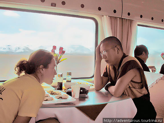 Разговор с монахом. Автор Оксана Олейник
