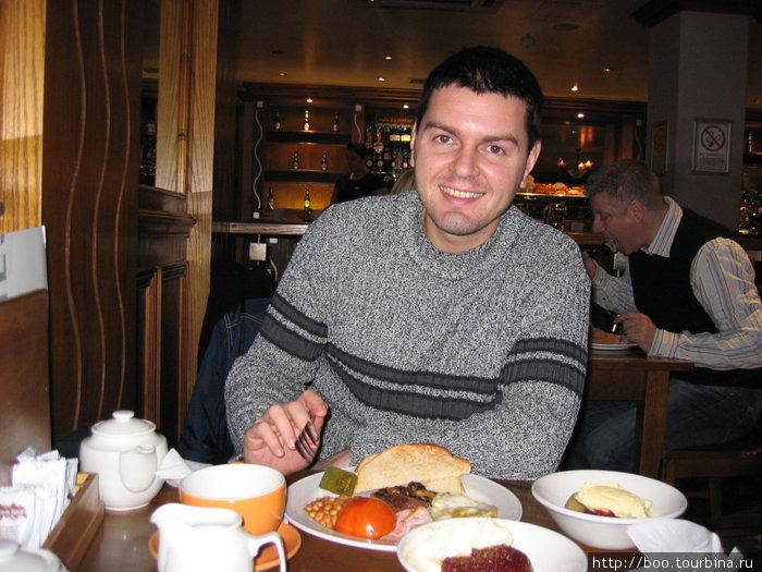 шотландский завтрак