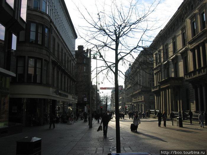 Buhanan street