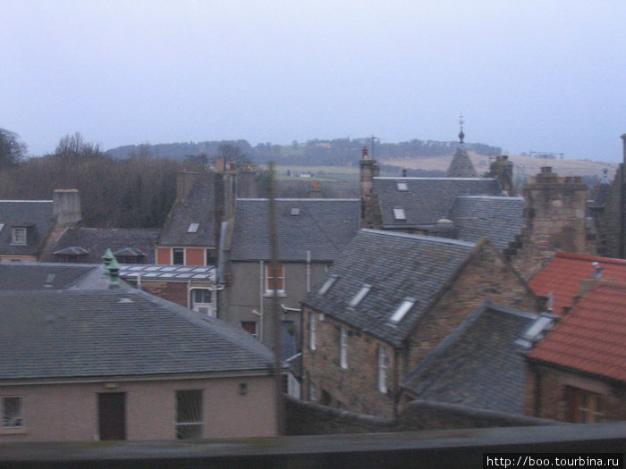 городки Шотландии