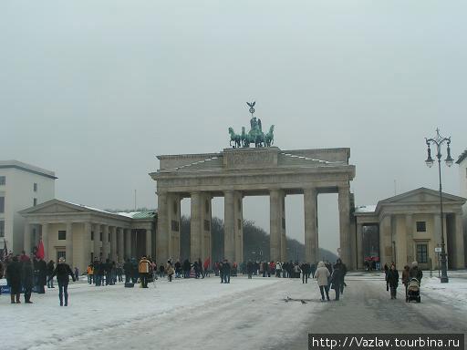 фото берлин зимой