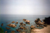 Море у берега
