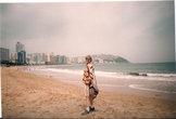 Лучший городской пляж Хэундэ.