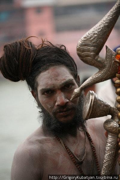 В Индию на фестиваль Кумбх Мела. 5 Харидвар, Индия