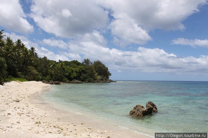 Пляж на котором проходили съёмки знаменитого сериала