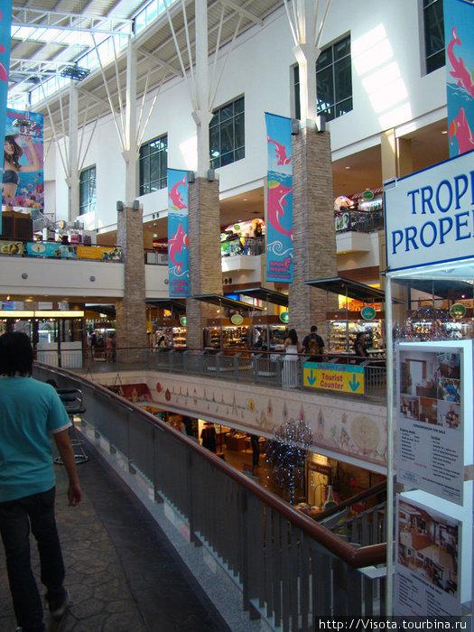 Джанг Цейлон — вид со второго этажа