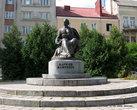 В центре города стоит памятник общественному деятелю, просветителю — демократу, фольклористу, публицисту и писателю, священнику Украинской Греко-Католической Церкви М Шашкевичу.