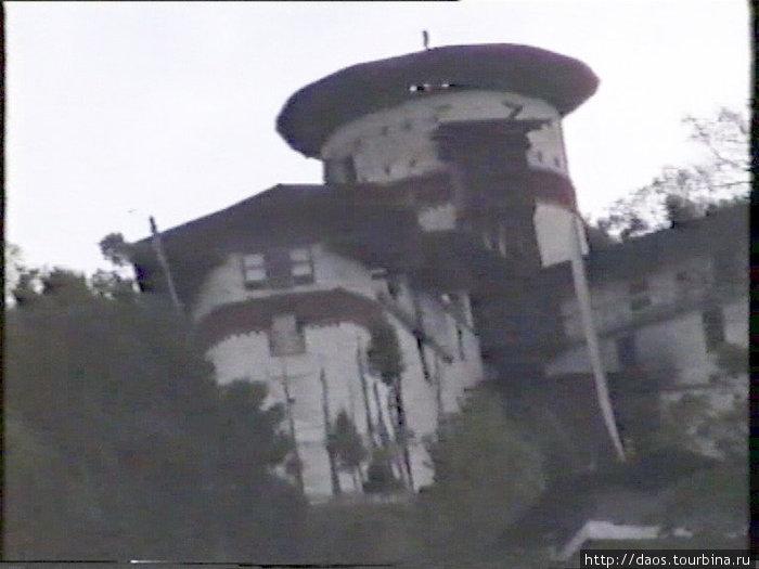Верхняя башня