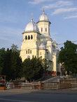 Храм в Турде, в типичном румынском стиле
