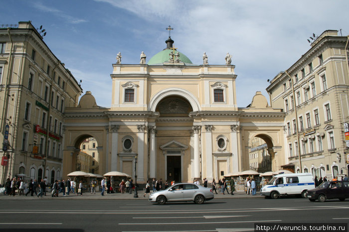 Немецкая лютеранская церковь