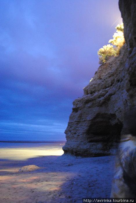 Одна из пещер