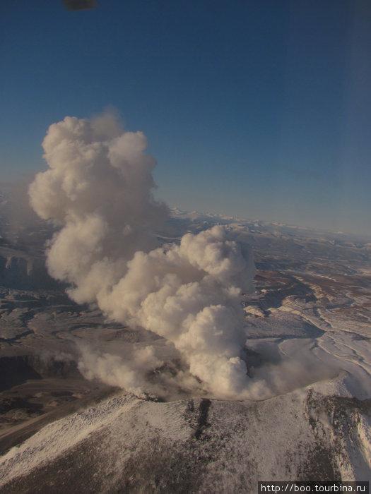 Карымский вулкан