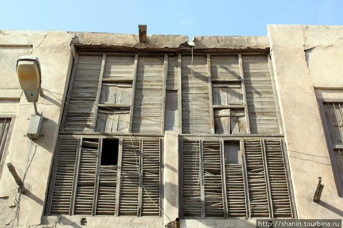 Настоящий старый дом — без прикрас