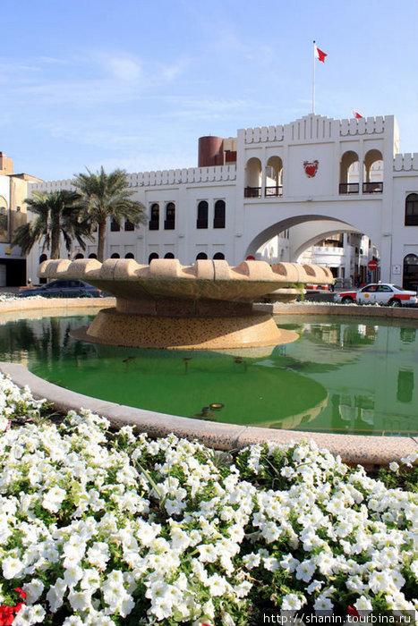 Ворота Бахрейн