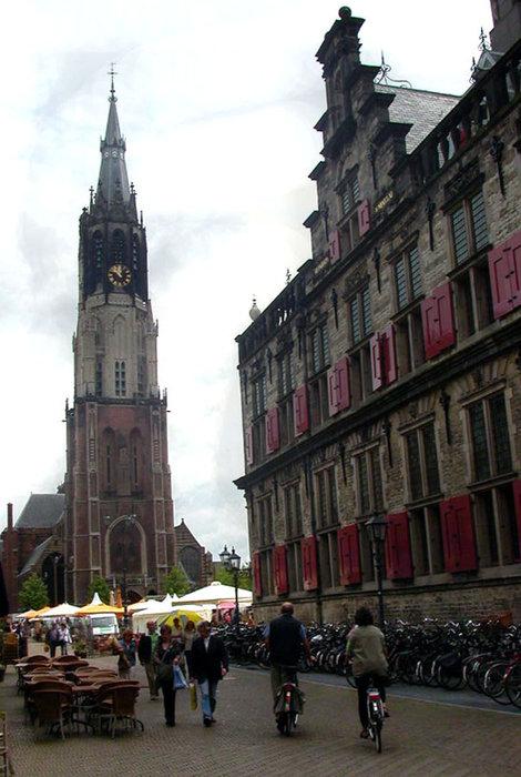 Гаага основные церкви картинки