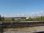 Харп. Вид со станции