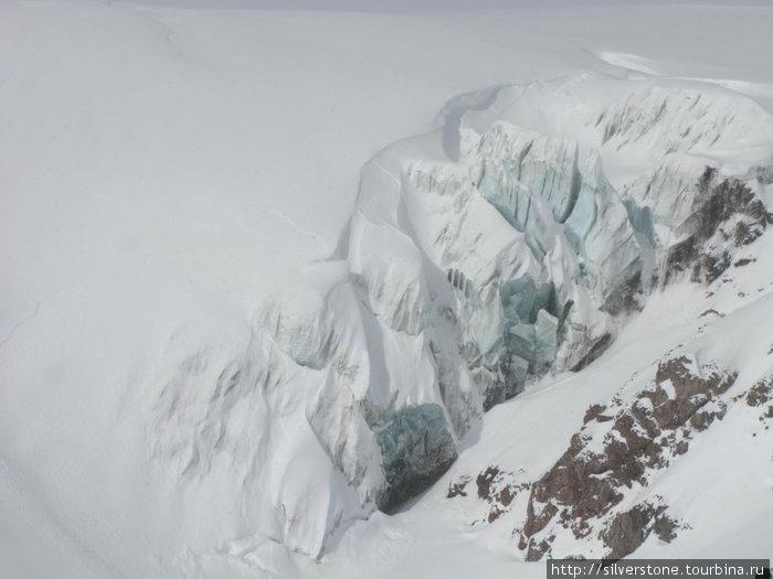 Вечная мерзлота. Ледник