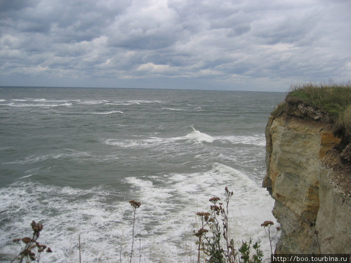 ветер и море