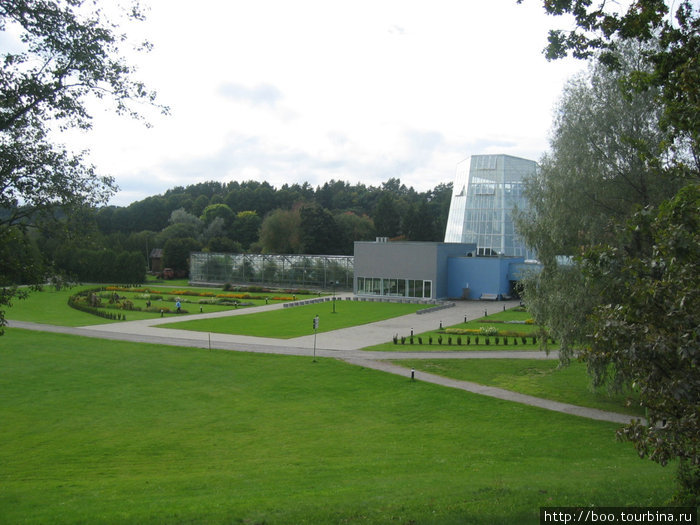 Таллинский ботанический сад / Tallinna Botaanikaaed