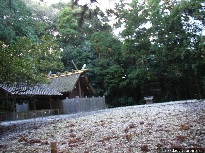 Обиталище духов в Гэку