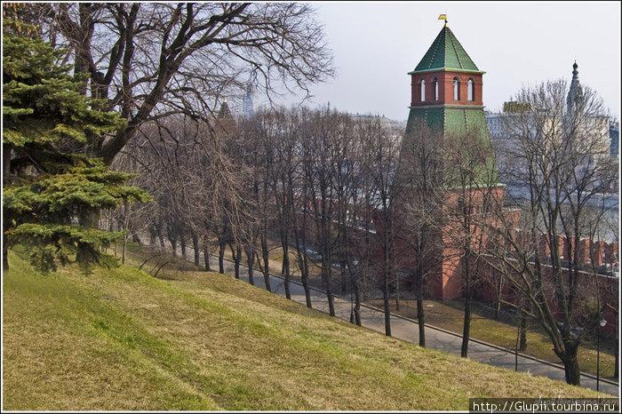 Кремлевский холм.
