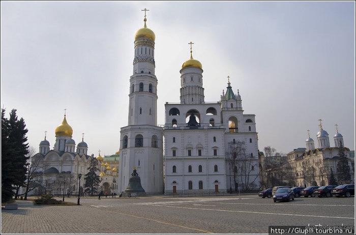 Колольня Ивана Великого.
