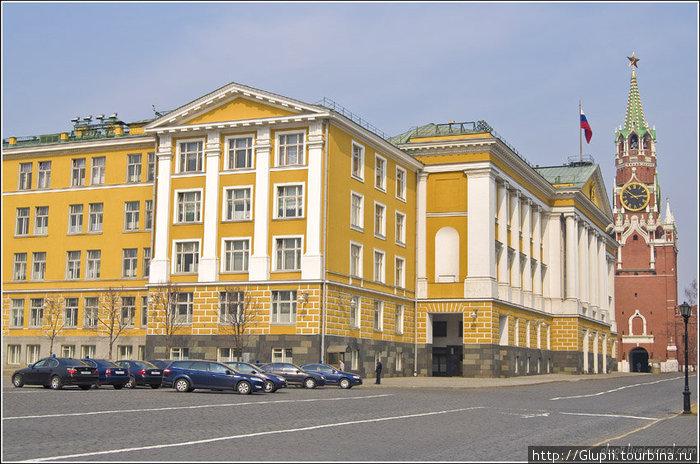 Ивановская площадь.