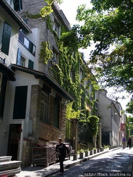Улицы Монмартра