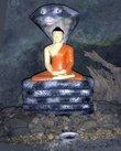 Будда в каменной пещере