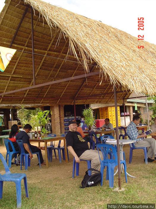 На берегу Меконга