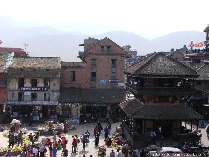 И снова в Катманду.