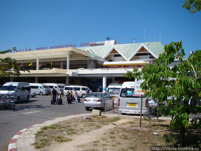 аэропорт Пукет