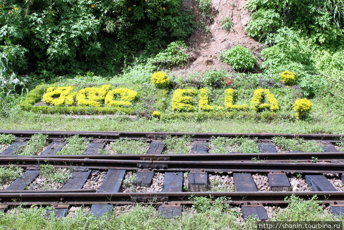На станции Элла