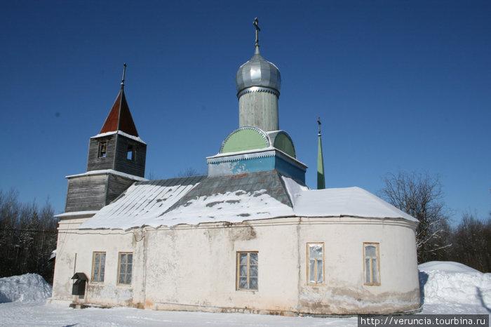 Трапезная церковь.