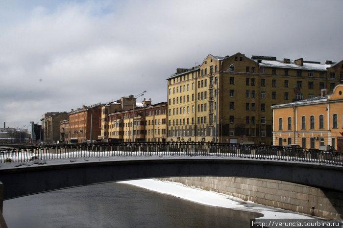 Архитектура Обводного канала конца 19 — начала 20 века.