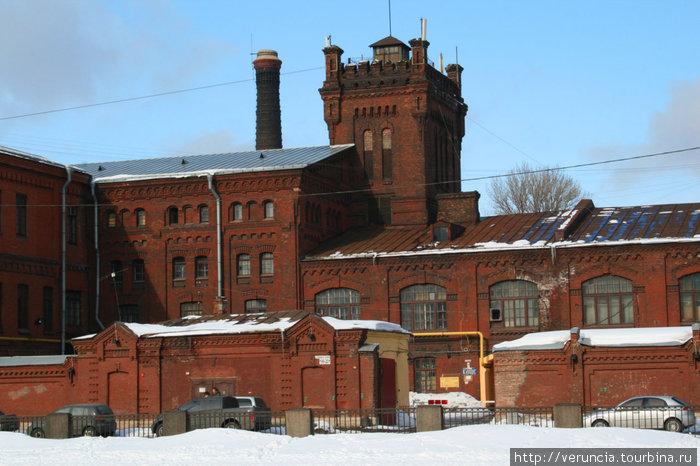 Старейший петербургский завод — Красный треугольник.