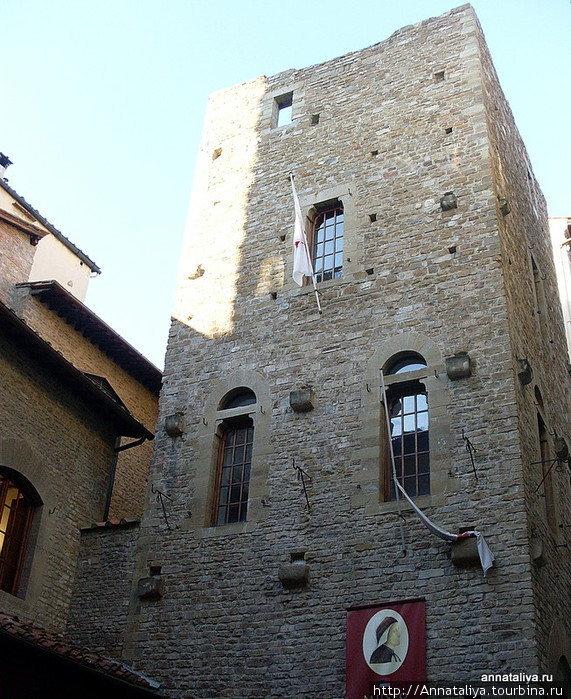 Дом Данте Алигьери