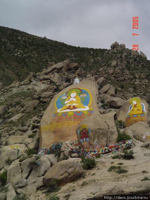 Это Второй Далай-лама