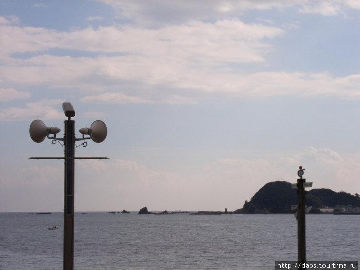 Океан на станции Нати