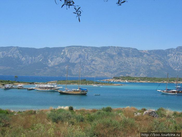 островки эгейского моря