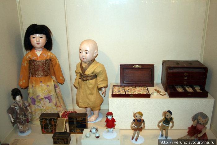 Куклы 19 века.