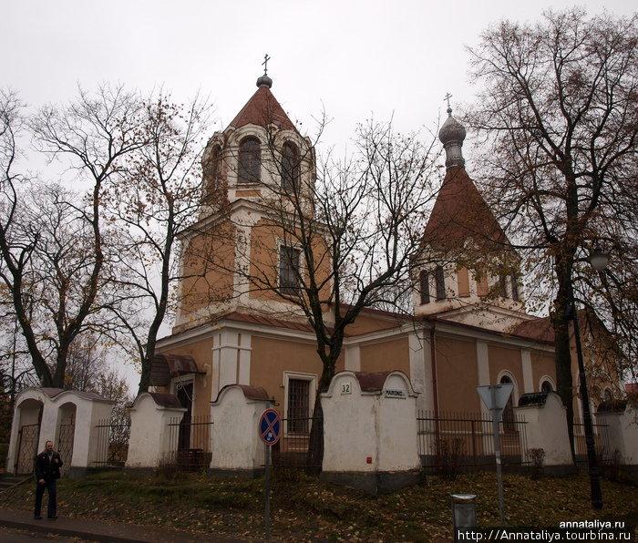 Церковь Рождества святой Божьей Матери