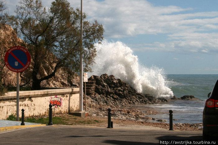 цунами местного масштаба