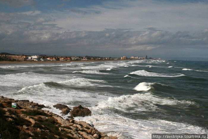валенсийский берег