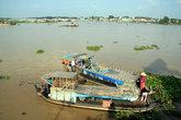Лодки на Меконге