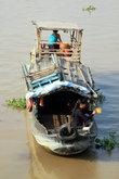 Лодка на Меконге