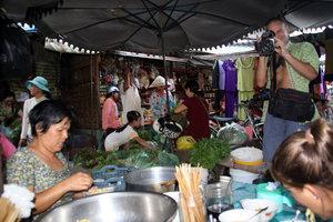 Рыночная столовая