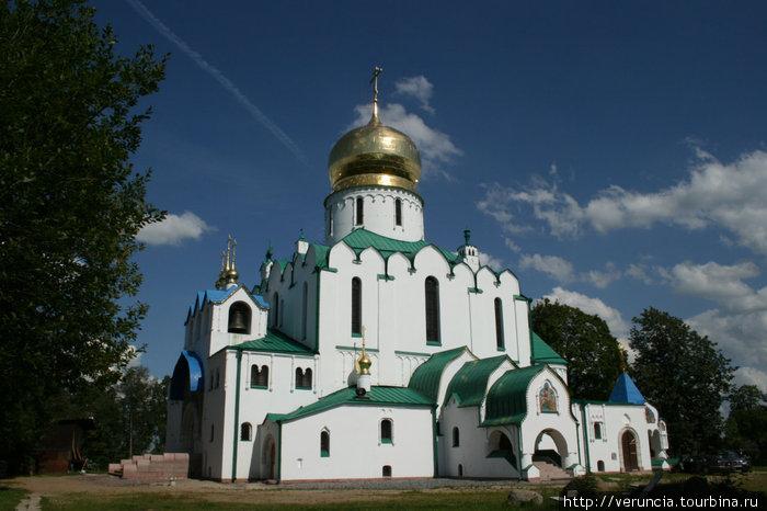 Собор Федоровской иконы божьей матери.