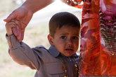Родители просят сфотографировать их детей, дети меня боятся и плачут. Теперь у меня куча фотографий плачущих иракских детей.